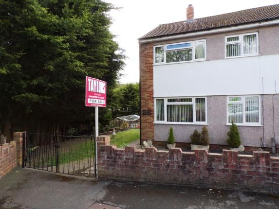 Thumbnail Semi-detached house for sale in Furber Court, St George, Bristol