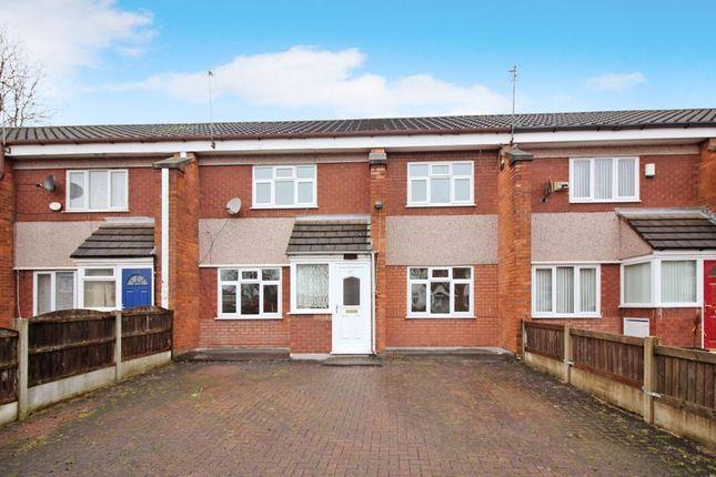 Thumbnail Terraced house to rent in Farnborough Road, Collyhurst/Miles Platting