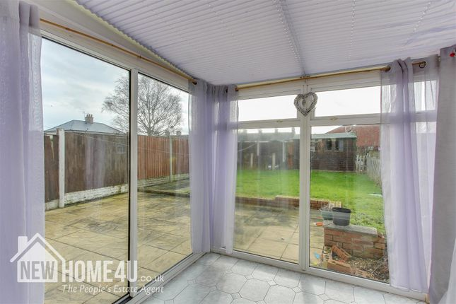 Conservatory: of Victoria Avenue, Buckley CH7
