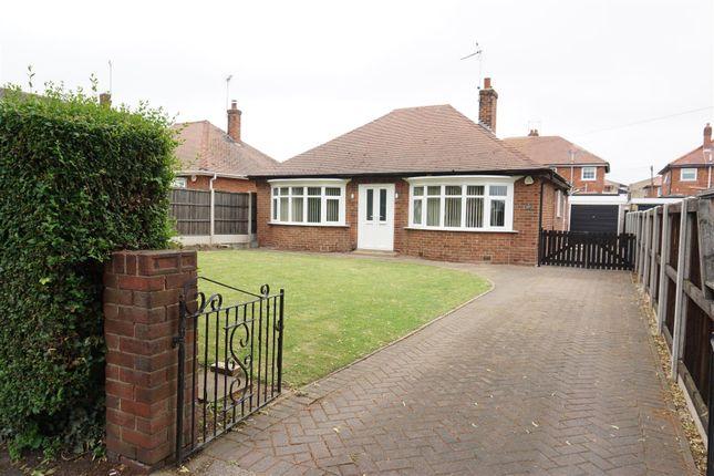 Thumbnail Detached bungalow for sale in Jossey Lane, Scawthorpe, Doncaster