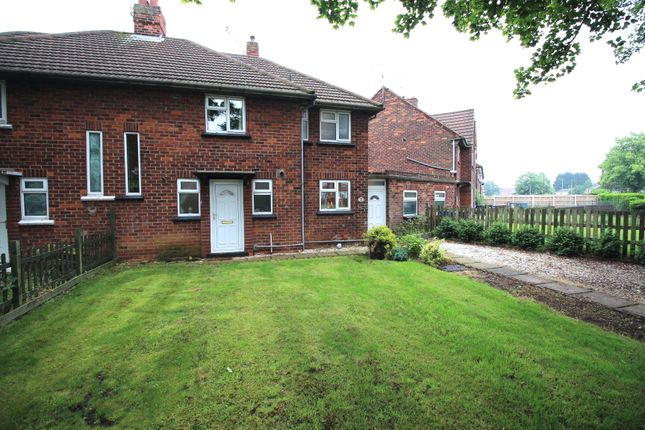 Thumbnail Semi-detached house for sale in Amersall Road, Scawthorpe, Doncaster, South Yorkshire