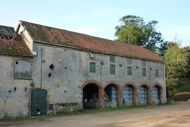 Thumbnail Commercial property for sale in Sudbrook House Farm Barns, Sudbrook Heath, Ancaster, Grantham, Lincolnshire