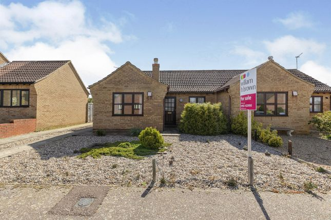 2 bed semi-detached bungalow for sale in Brewsters, East Harling, Norwich NR16