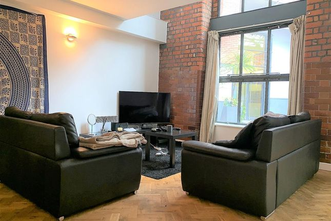 Thumbnail Flat to rent in Sorting Office, 7 Mirabel Street, Mancester
