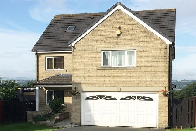 Thumbnail Detached house for sale in Oakdale Grove, Bradford