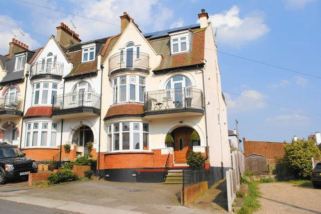 Thumbnail Terraced house for sale in Grand Drive, Leigh-On-Sea, Essex