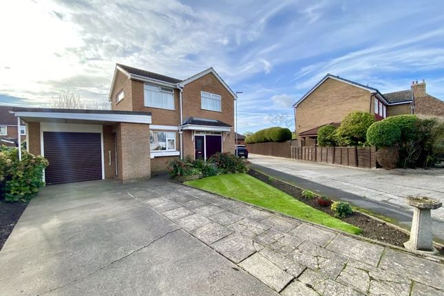 Thumbnail Detached house for sale in Clifton Gardens, Eaglescliffe