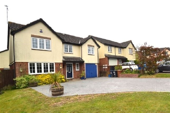 Thumbnail Property for sale in Luynes Rise, Buntingford