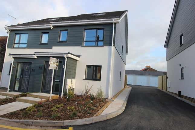 Thumbnail Semi-detached house for sale in Lower Chaple Road, Hanham, Bristol