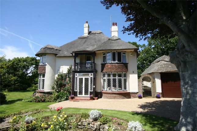 Thumbnail Detached house for sale in Clavering Walk, Cooden, Bexhill On Sea