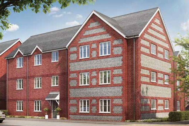 2 bed flat to rent in Whatley Way, St Peters Place, Salisbury SP2