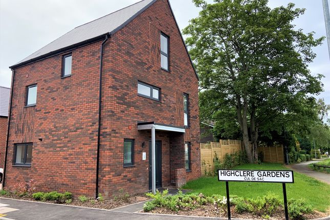 Thumbnail Detached house for sale in Highclere Gardens, Off Langley Road, Wolverhampton