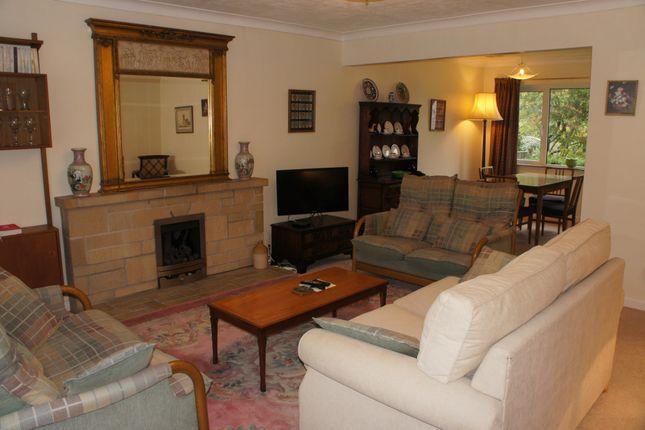 Sitting Room of Culverhayes, Beaminster DT8