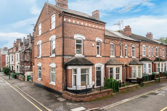 Thumbnail Terraced house for sale in Forest Grove, Nottingham