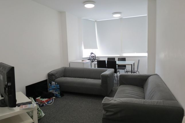 Thumbnail Maisonette to rent in Holdenhurst Road, Bournemouth