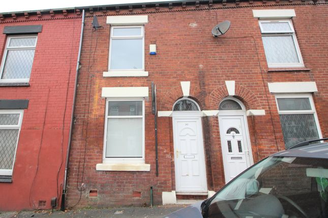 Thumbnail Terraced house to rent in Copster Hill Road, Oldham