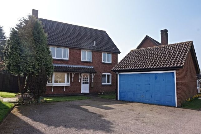 Thumbnail Detached house for sale in Mere Road, Waltham On The Wolds