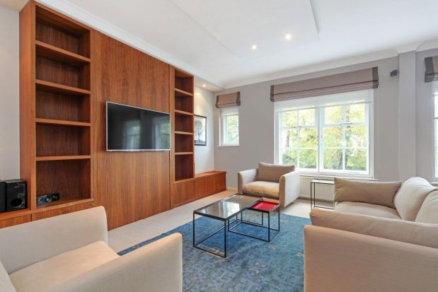 Thumbnail Flat to rent in Thurloe Court, Fulham Road