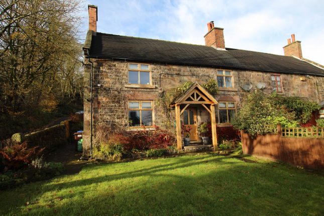 Thumbnail Detached house to rent in Hallwater, Endon