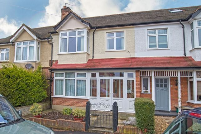 Thumbnail Terraced house for sale in Station Approach, Gordon Road, Carshalton