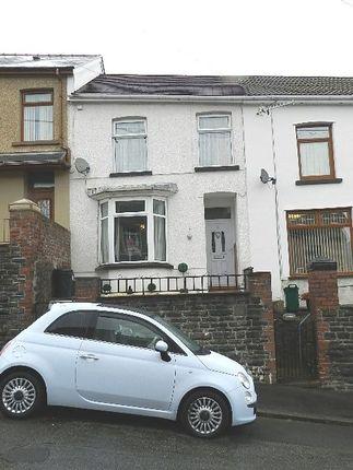 Thumbnail Terraced house for sale in Brynhyfryd Terrace, Clydach Vale