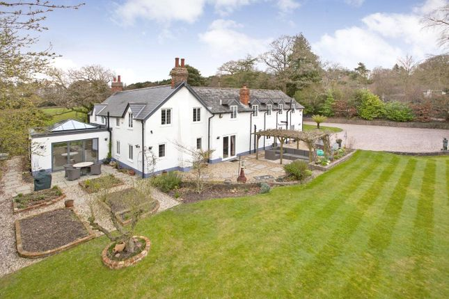 Thumbnail Detached house for sale in Rockbeare Hill, Rockbeare, Exeter