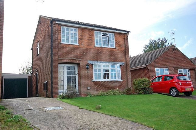 Thumbnail Detached house for sale in Larch Road, Kilburn, Belper