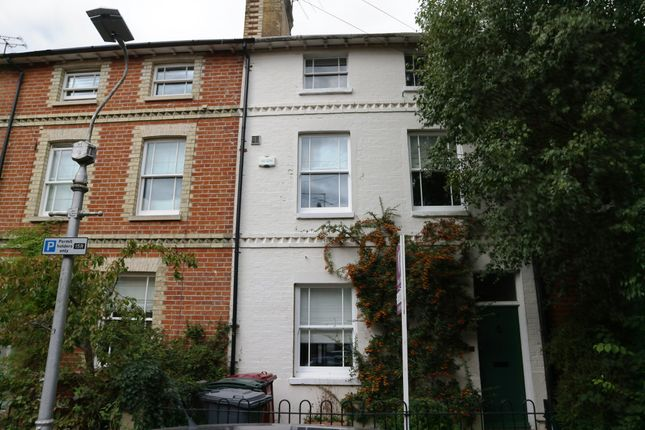 Thumbnail Terraced house to rent in New Road, Reading