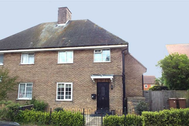 Thumbnail Semi-detached house for sale in Woodhouse Lane, Broomfield, Chelmsford