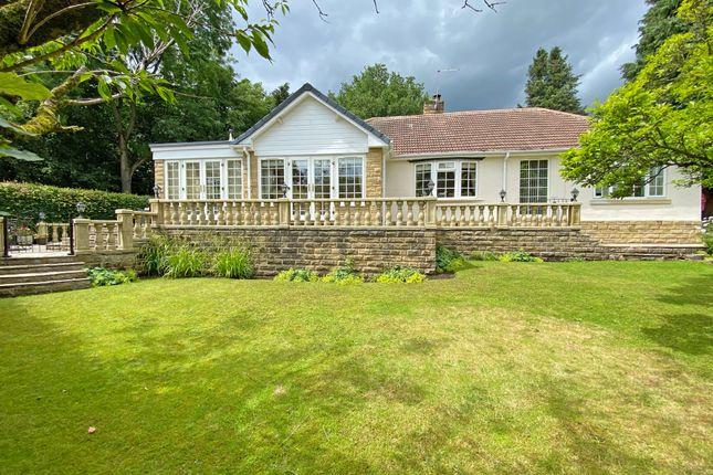 Thumbnail Detached bungalow for sale in Crimple Lane, Follifoot, Harrogate