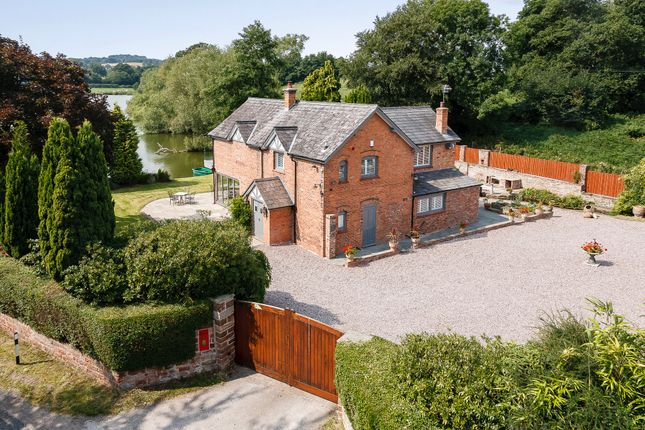 Thumbnail Detached house for sale in Park Road, Oulton, Tarporley