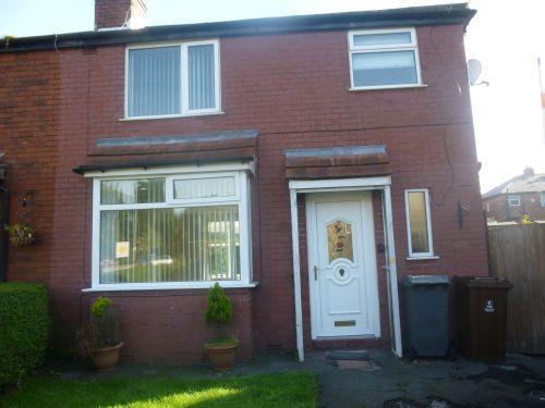 Thumbnail Semi-detached house to rent in Ashfield Square, Droylsden, Manchester