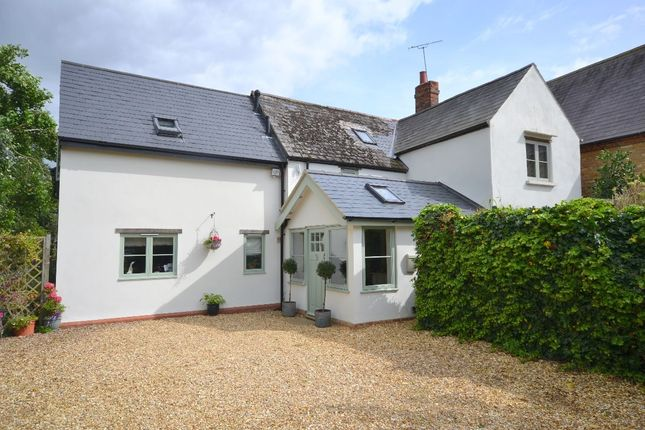 Thumbnail Detached house for sale in High Street, Whittlebury, Towcester