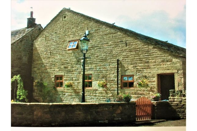 Thumbnail Barn conversion for sale in Hurstwood Village, Burnley