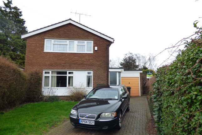 Thumbnail Detached house for sale in Spring Road, Kempston, Bedford