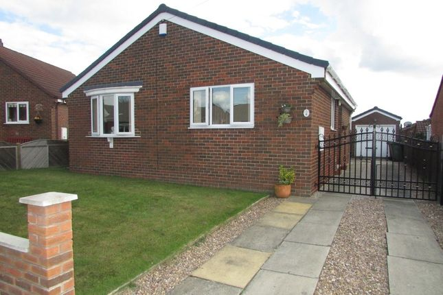 Thumbnail Detached bungalow to rent in Whitehall Rise, Wakefield
