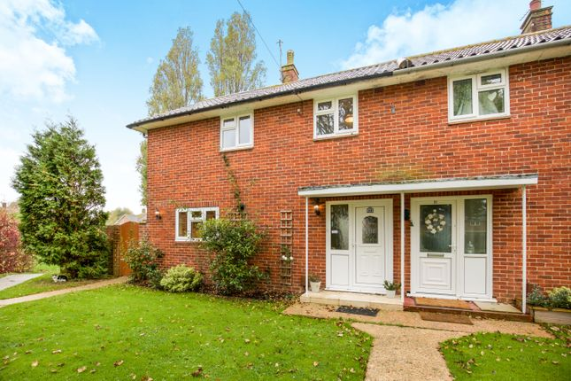 Thumbnail Semi-detached house for sale in Anson Road, Goring-By-Sea, Worthing