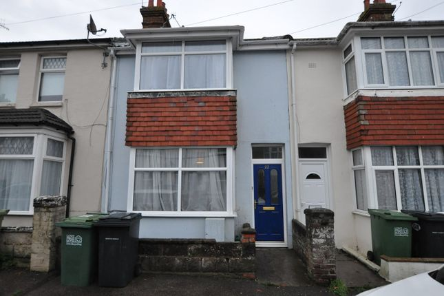 Thumbnail Terraced house for sale in North Road, Bexhill-On-Sea