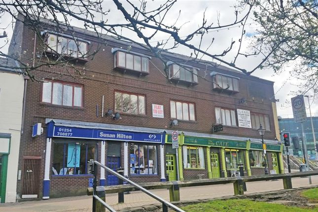 Thumbnail Flat for sale in Bridge Street, Darwen