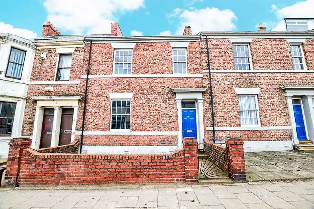 Thumbnail Terraced house for sale in Howard Street, North Shields