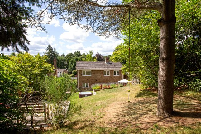 Thumbnail Detached house for sale in The Chine, Wrecclesham, Farnham, Surrey