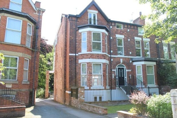 Thumbnail Flat to rent in York Road, Chorlton Cum Hardy, Manchester