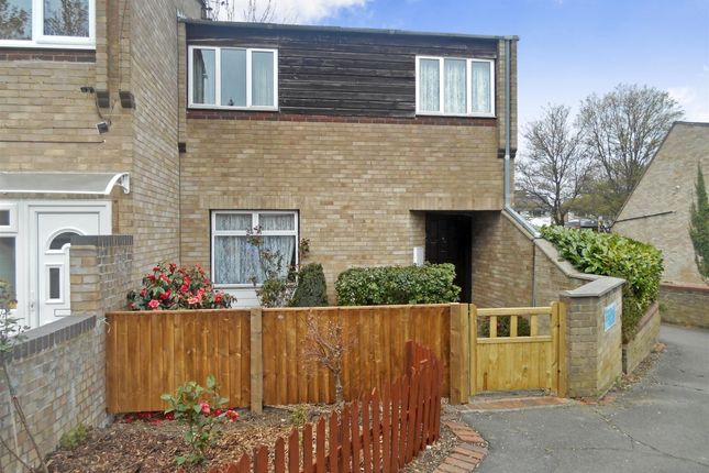 Thumbnail End terrace house to rent in Malgraves Place, Pitsea, Basildon