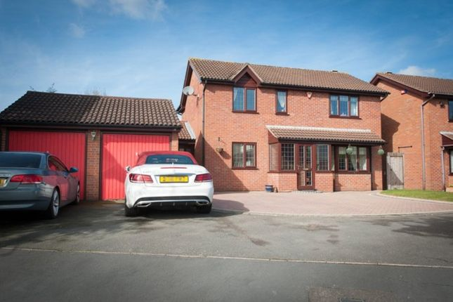 Thumbnail Detached house for sale in New Leasow, Walmley, Sutton Coldfield
