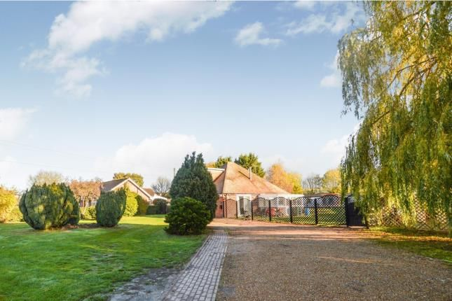 Thumbnail Bungalow for sale in Pound Lane, Kingsnorth, Ashford, Kent