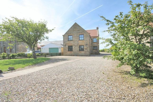 Thumbnail Detached house for sale in The Lane, Mickleby, North Yorkshire