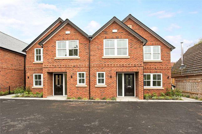 Thumbnail Semi-detached house for sale in Bracken House, Hatch Lane, Windsor, Berkshire