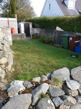 Rear Garden of Hen Gapel, Caeathro, Caernarfon LL55