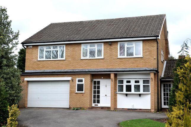 Thumbnail Detached house to rent in Le More, Sutton Coldfield