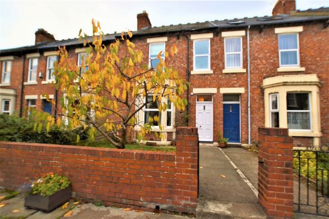 Thumbnail Terraced house for sale in Eversley Place, Heaton, Newcastle Upon Tyne